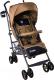 Детская прогулочная коляска Carrello Сosta CRL-1409 Amber Brown -