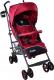 Детская прогулочная коляска Carrello Сosta CRL-1409 Magic Crimson -