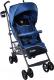 Детская прогулочная коляска Carrello Сosta CRL-1409 Navy Blue -
