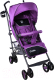 Детская прогулочная коляска Carrello Сosta CRL-1409 Striking Purple -