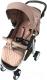 Детская прогулочная коляска Carrello Quattro CRL-8502 (Amphora) -
