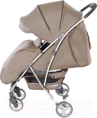 Детская прогулочная коляска Carrello Perfetto CRL-8503 (бежевый)