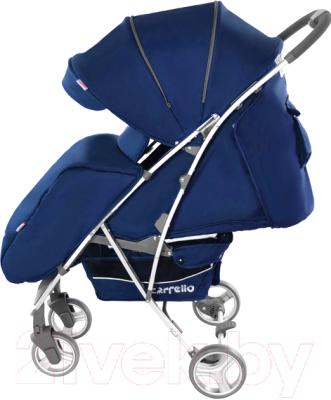 Детская прогулочная коляска Carrello Perfetto CRL-8503 (синий)