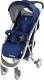 Детская прогулочная коляска Carrello Perfetto CRL-8503 (синий) -