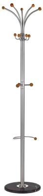Вешалка для одежды Halmar W46 (серебристый)