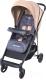 Детская прогулочная коляска Carrello Espresso CRL-1415 (бежевый) -