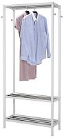 Стойка для одежды Halmar WU23 (белый) -