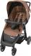 Детская прогулочная коляска Carrello Maestro CRL-1414 (коричневый) -