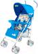 Детская прогулочная коляска Baby Tilly Rider BT-SB-0002 (синий) -