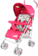 Детская прогулочная коляска Baby Tilly Rider BT-SB-0002 (малиновый) -