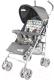 Детская прогулочная коляска Baby Tilly Rider BT-SB-0002 (серый) -