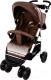 Детская прогулочная коляска Baby Tilly Avanti T-1406 (коричневый) -