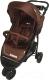 Детская прогулочная коляска Baby Tilly Enigma T-1407 (коричневый) -