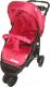 Детская прогулочная коляска Baby Tilly Enigma T-1407 (малиновый) -
