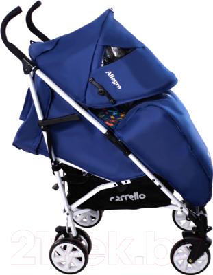 Детская прогулочная коляска Carrello Allegro CRL-10101 Aviation Blue