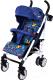 Детская прогулочная коляска Carrello Allegro CRL-10101 Aviation Blue -