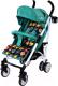Детская прогулочная коляска Carrello Allegro CRL-10101 Monster Green -