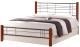 Односпальная кровать Halmar Viera 90x200 -