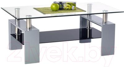 Журнальный столик Halmar Diana 2 (серый)