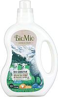 Гель для стирки BioMio Bio-Sensitive для деликатных тканей с экстрактом хлопка (1.5л) -