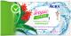 Влажные салфетки Aura Tropic Coctail (60шт) -