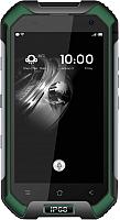 Смартфон Blackview BV6000S (зеленый) -