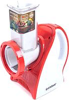 Овощерезка электрическая Endever Sigma-06 (красный/белый) -