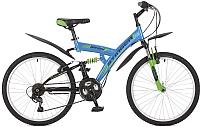 Велосипед Stinger Banzai 24SFV.BANZAI.14BL7 -