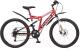 Велосипед Stinger Highlander 100D 26SFD.HILAND1D.18RD7 -