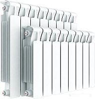 Радиатор биметаллический Rifar Monolit 500 (1 секция) -