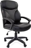 Кресло офисное Chairman 435 LT (черный) -