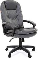 Кресло офисное Chairman 668 LT (серый) -