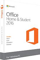 Пакет офисных программ Microsoft Office Home and Student 2016 (79G-04288) -