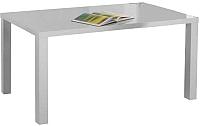 Обеденный стол Halmar Ronald 120x80 (серый) -