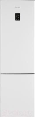 Холодильник с морозильником Daewoo RNV-3610WCH