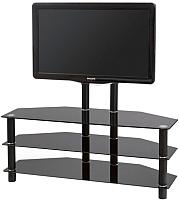 Стойка для ТВ/аппаратуры Halmar RTV-20 (черный) -
