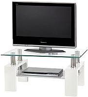 Стойка для ТВ/аппаратуры Halmar RTV-23 (белый) -
