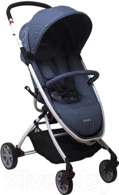 Детская прогулочная коляска Coto baby Verona (16/джинс)