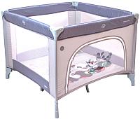 Игровой манеж Coto baby Conti (06/серый) -
