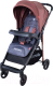 Детская прогулочная коляска Carrello Espresso CRL-1415 (коричневый) -