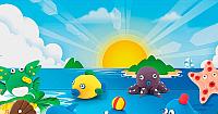 Набор для лепки Bradex Океан DE 0244 -