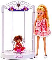 Кукла Bradex Лелия с качелями DE 0226 -