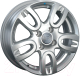 Литой диск Replay Hyundai HND100 15x6 4x100мм DIA 54.1мм ET 48мм S -