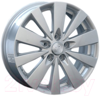 "Литой диск Replay Hyundai HND34 17x6.5"" 5x114.3мм DIA 67.1мм ET 46мм S"