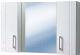 Зеркало для ванной Акваль Лорен 105 (EL.04.05.00.N) -
