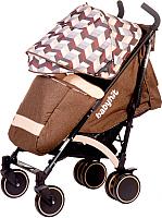 Детская прогулочная коляска Babyhit Rainbow 2017 (Beige Diamond) -