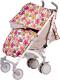 Детская прогулочная коляска Babyhit Rainbow 2017 (Flower) -