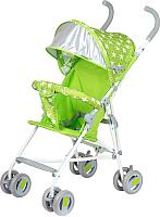 Детская прогулочная коляска Babyhit Weeny (Green Stars) -