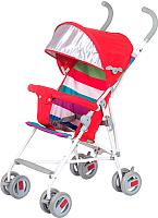 Детская прогулочная коляска Babyhit Weeny (Red Strips) -