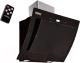 Вытяжка декоративная Backer AH60E-TG8L200 Black Glass Inox -